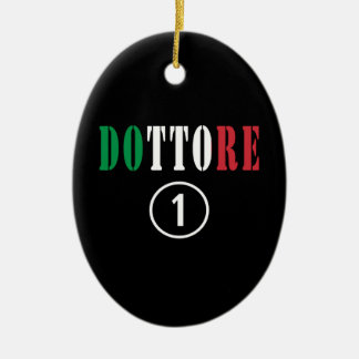 Doctores italianos: Uno de Dottore Numero Adorno Para Reyes