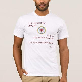 Doctrina-Para hombre Camiseta