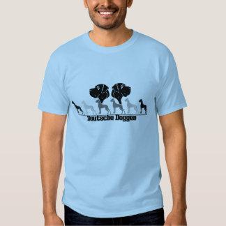 Doggen T-shirt hasta 6XL