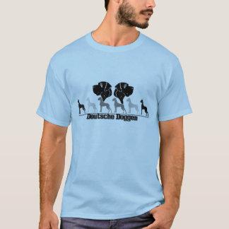 Doggen T-shirt hasta 6XL Camiseta