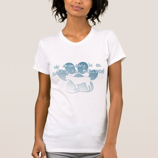 Dogo americano Granddog Camiseta