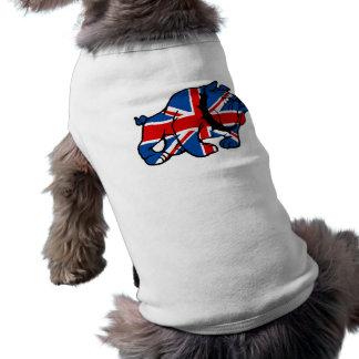 Dogo de Union Jack Británicos