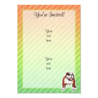 Dogo Invitación 12,7 X 17,8 Cm
