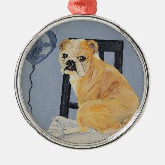 Dogo Madeline Ornamentos De Navidad