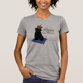 Doguillo - reina camiseta
