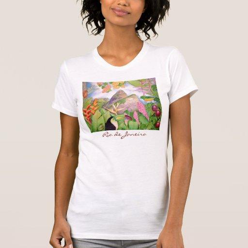 Dois Irmos, Río de Janeiro Camisetas
