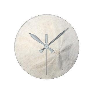Dólar de arena reloj redondo mediano