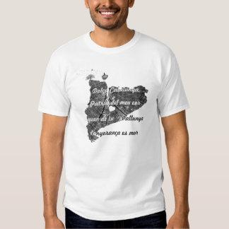 Dolça Catalunya, Patria del meu cor Camisas