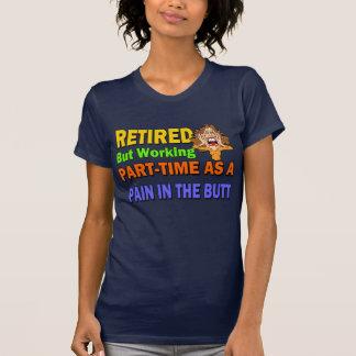 Dolor jubilado en el extremo camiseta