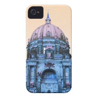 Dom del berlinés (Berlín, Alemania) Funda Para iPhone 4 De Case-Mate