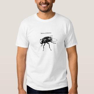 Domestica del Musca Camisetas