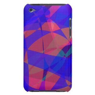 Dominación azul iPod Case-Mate cárcasa