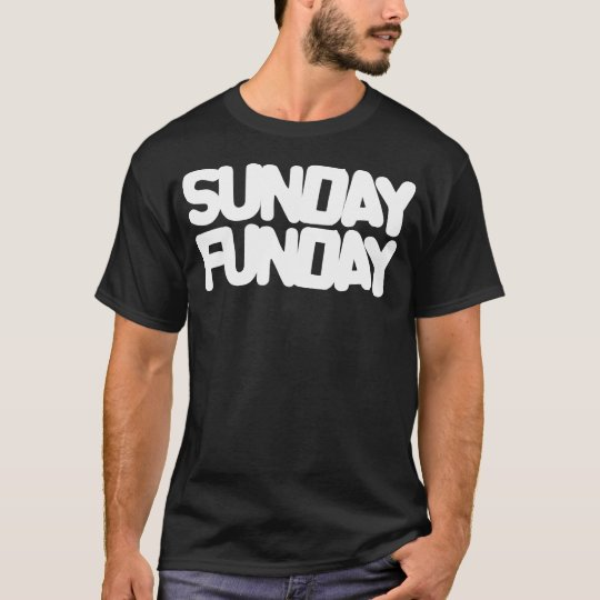 ¡DOMINGO FUNDAY! CAMISA