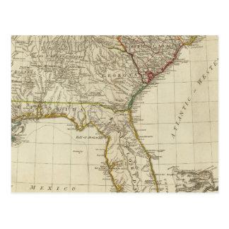 Dominios meridionales los E.E.U.U. Postal