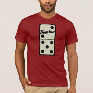 dominó 7 camiseta