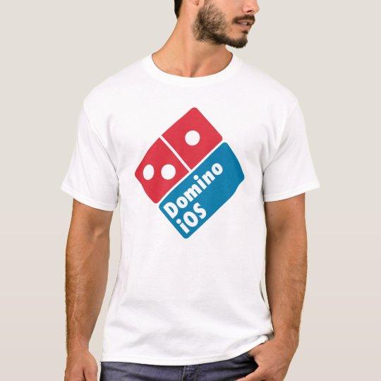Domino iOS - #NoSoyInformático Camiseta