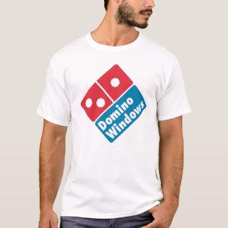 Domino Windows - #NoSoyInformático Camiseta