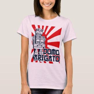 Domo Arigato Camiseta