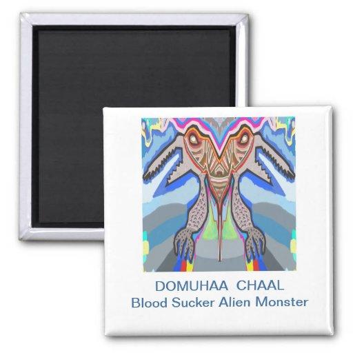 DOMUHAA CHAAL - Monstruo del extranjero del lechón Iman De Frigorífico