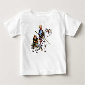 DON QUIJOTE, SANCHO, CAMISETA Camiseta de