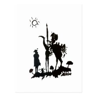 Don Quijote Postales