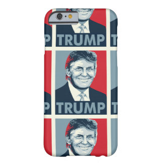 Donald Trump Funda Barely There iPhone 6