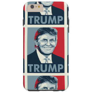 Donald Trump Funda Resistente iPhone 6 Plus