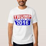 Donald Trump para el presidente 2016 Camiseta