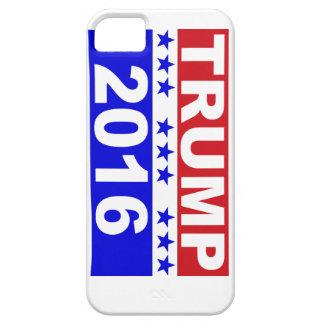 Donald Trump para el presidente 2016 iPhone 5 Case-Mate Cárcasa