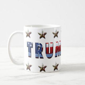 Donald Trump para el presidente en 2016 Taza De Café