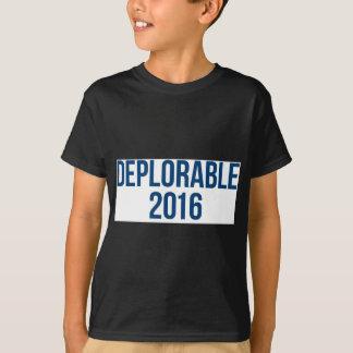 - Donald Trump - republicano deplorable Camiseta