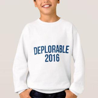 - Donald Trump - republicano deplorable Sudadera