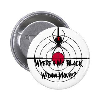 ¿Dónde es mi viuda negra película? Botón - estilo