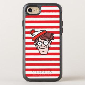 Donde está Waldo haga frente Funda OtterBox Symmetry Para iPhone 7