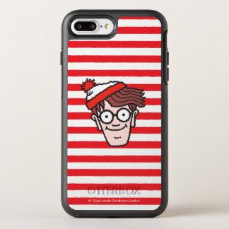 Donde está Waldo haga frente Funda OtterBox Symmetry Para iPhone 7 Plus