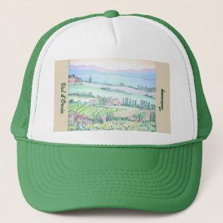 d'Orcia de Val, gorra del camionero