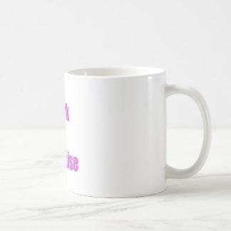 Dork en disfraz taza clásica