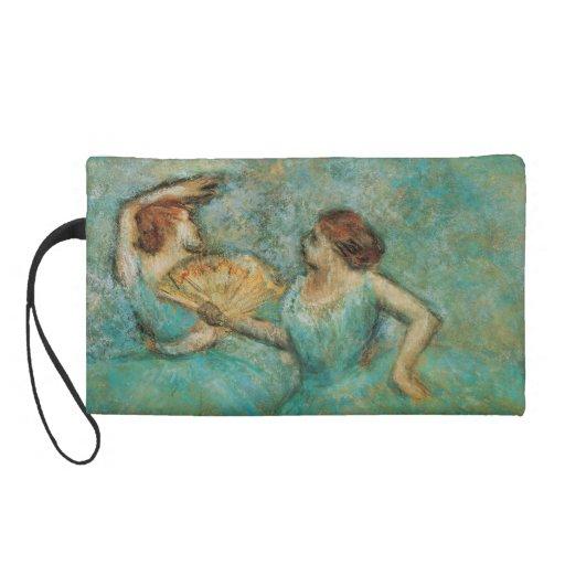 Dos bailarines de Edgar Degas
