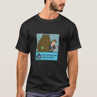 DOS de Jose del por de Helado de Rench Mendleton Camiseta