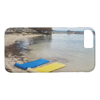 Dos flotadores funda iPhone 7