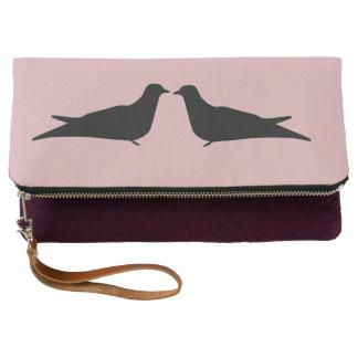 Dos pájaros clutch