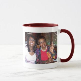Dos por dos taza