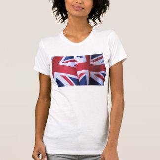 dos señoras británicas de la camiseta de las