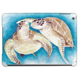 Dos tortugas de mar