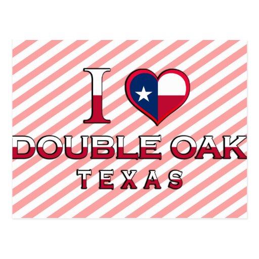 Double Oak, Tejas Tarjetas Postales