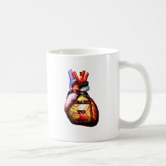 Doy a mi corazón usted Brown el GIF de Zazzle del  Taza De Café