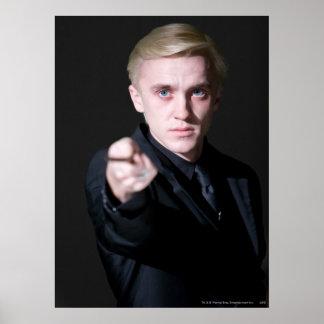 Draco Malfoy 2 Póster