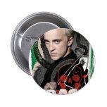Draco Malfoy 6 Chapa Redonda De 5 Cm
