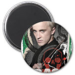 Draco Malfoy 6 Imán Redondo 5 Cm