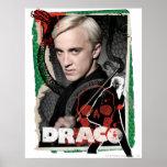 Draco Malfoy 6 Póster